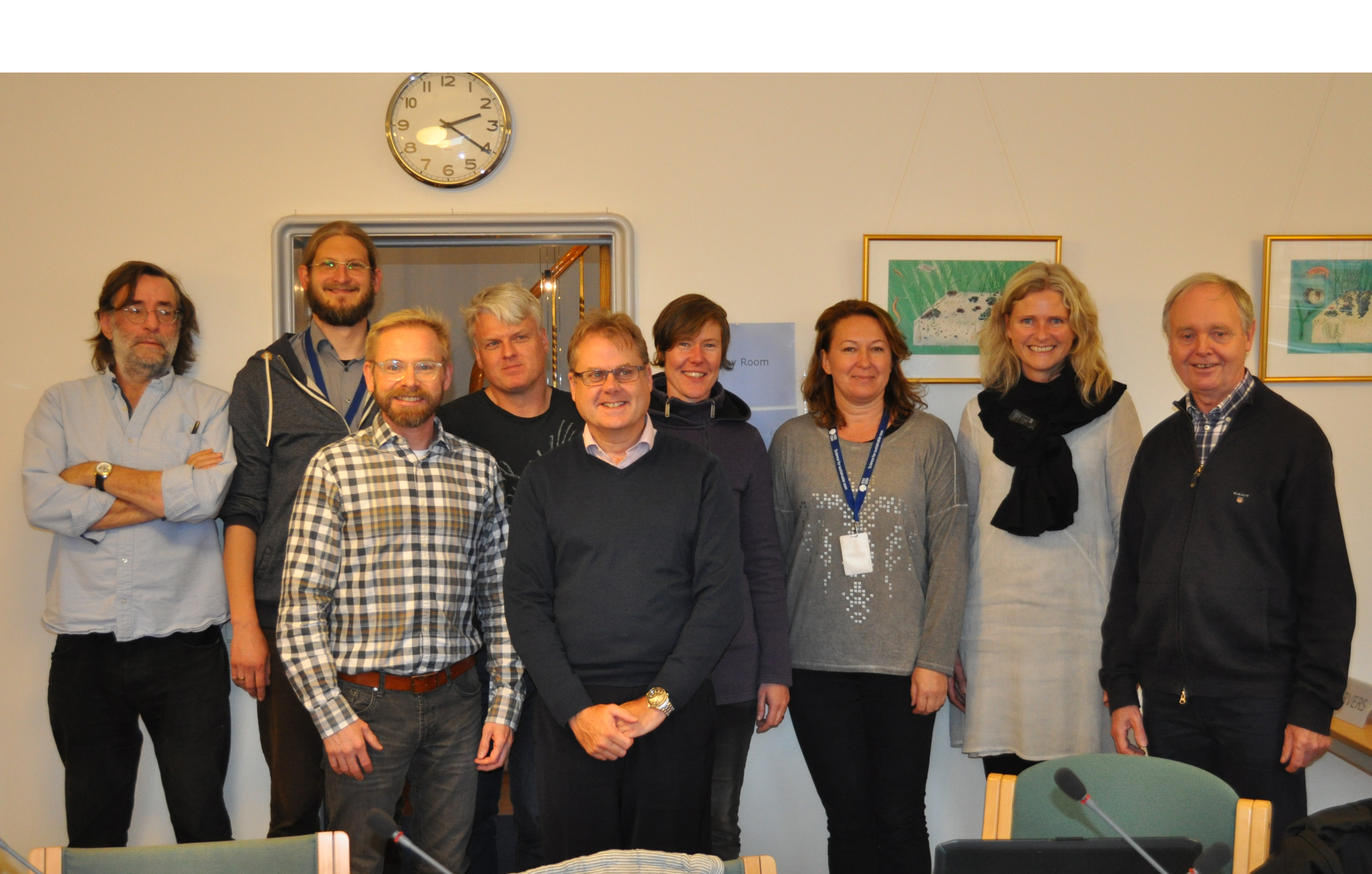 WKIDEA meeting in ICES headquarters